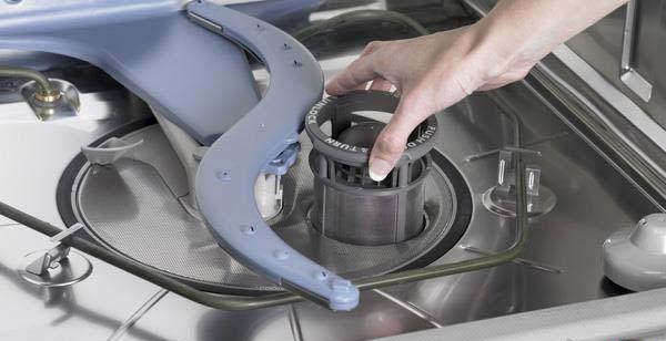 طرز استفاده از ماشین ظرفشویی