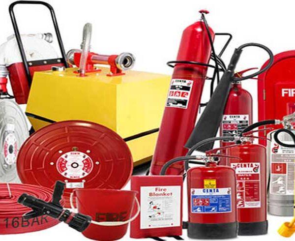 آشنایی با ۵ نوع از مهم ترین تجهیزات آتش نشانی