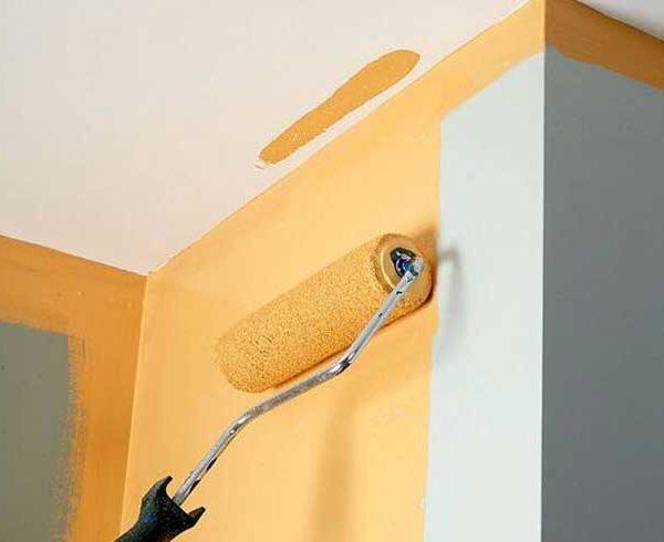 نقاشی ساختمان و انواع رنگ های ساختمانی