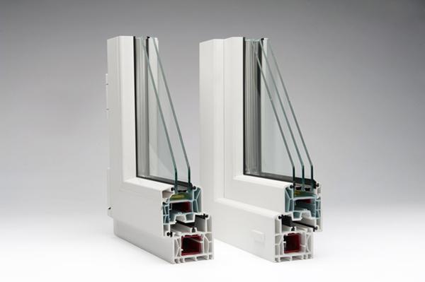 پنجره سه جداره