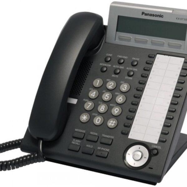 آشنایی با کاربرد کلیدهای تلفن سانترال پاناسونیک