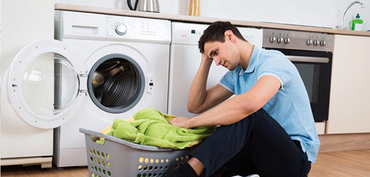ماشین لباسشویی و مشکلات متداول آن