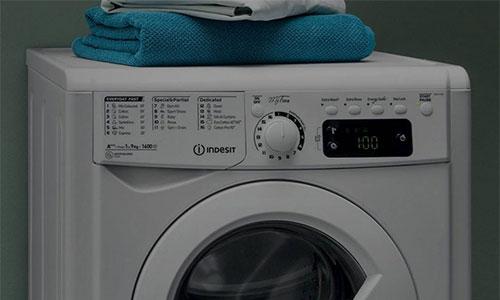 راهنمای استفاده از ماشین لباسشویی ایندزیت
