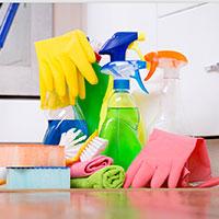 نحوه نظافت منزل