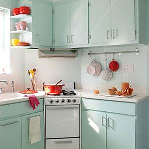 چگونه با کمترین هزینه آشپزخانه خود را بازسازی کنیم