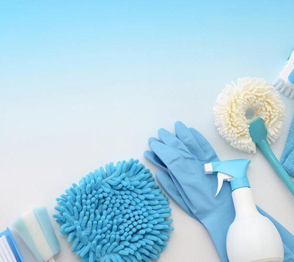 نظافت ساختمان و تمیز نمودن منزل