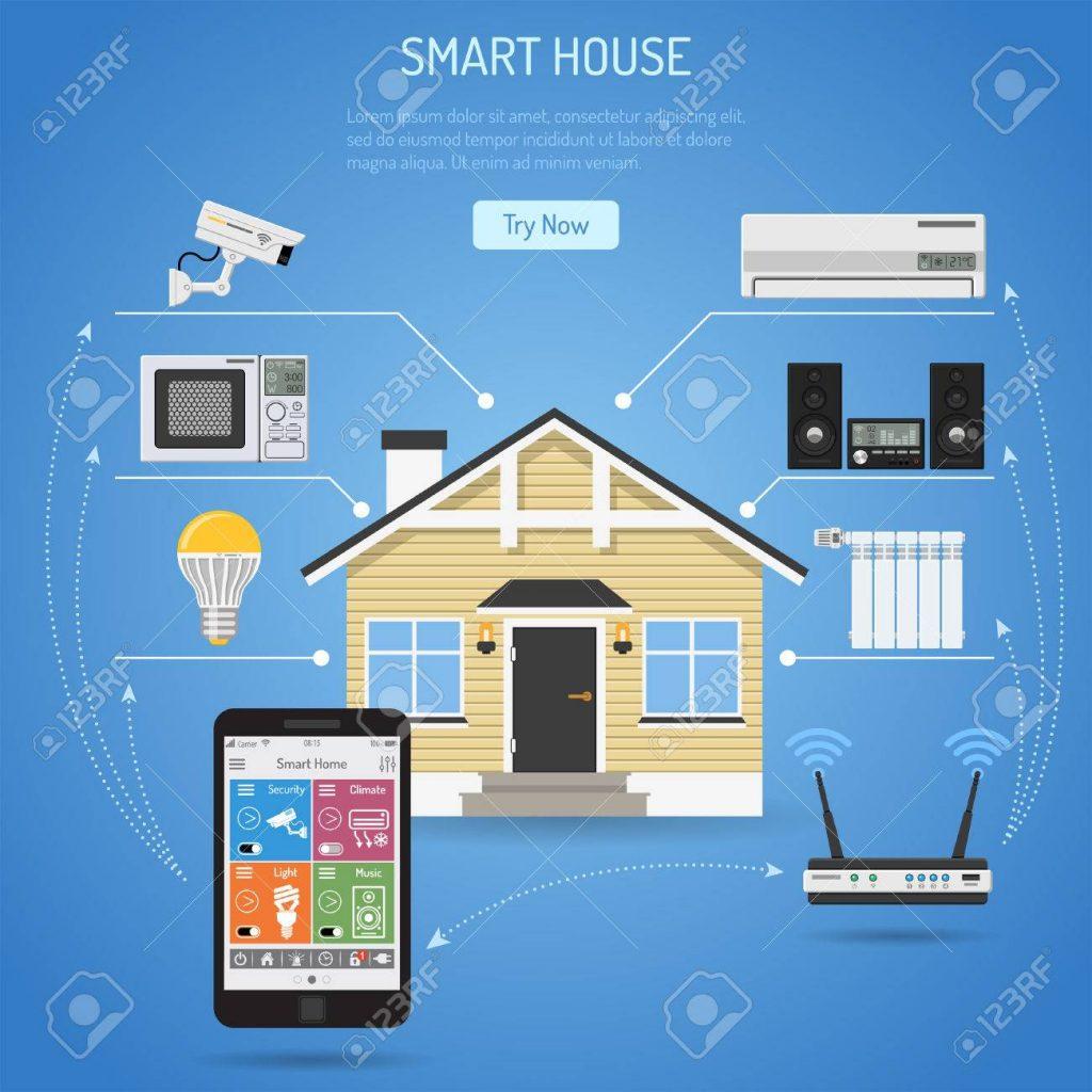 خانه هوشمند عالی