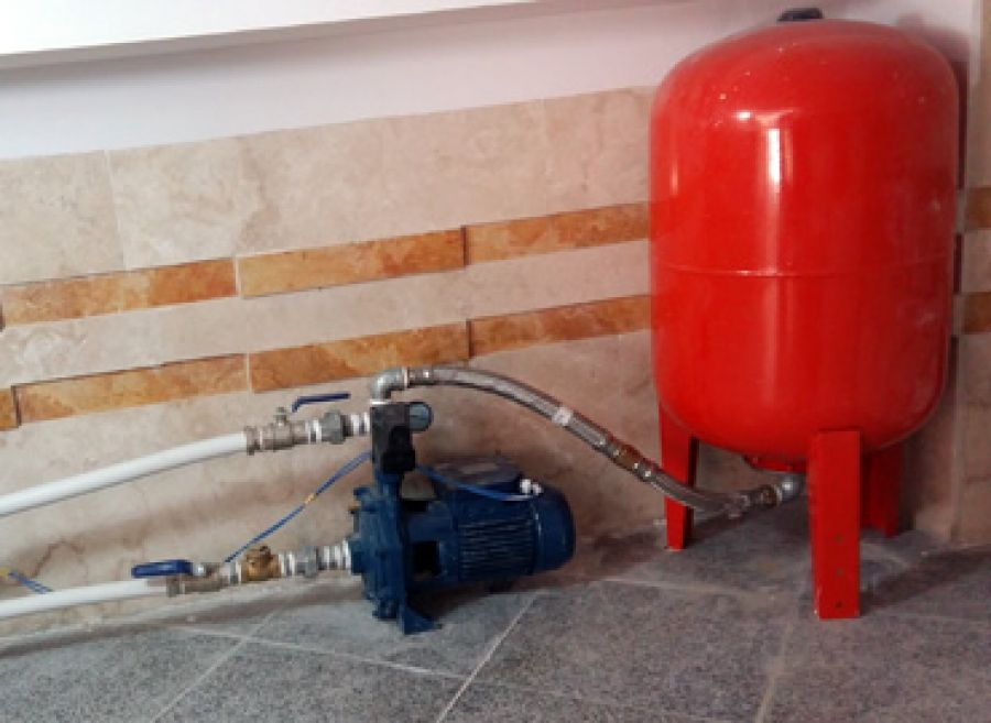 نحوه سرویس و تعمیر پمپ آب خانگی