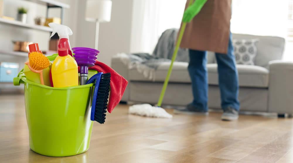 خدمات نظافت منزل در خدمت نت